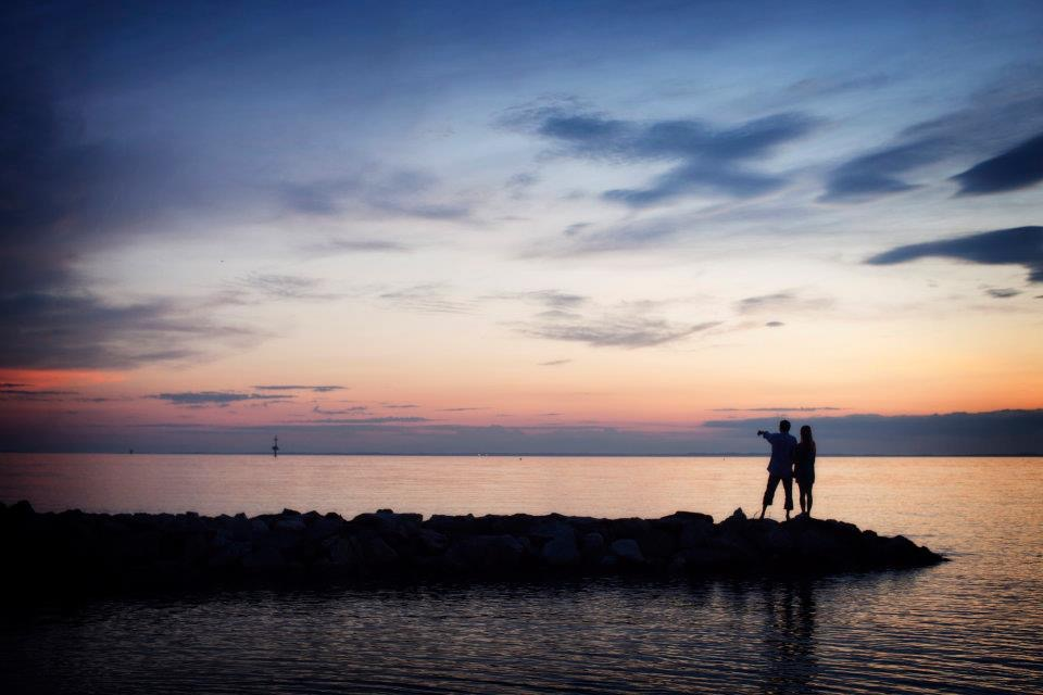 Chesapeake-shore-weddings-sunset-eastern-shore