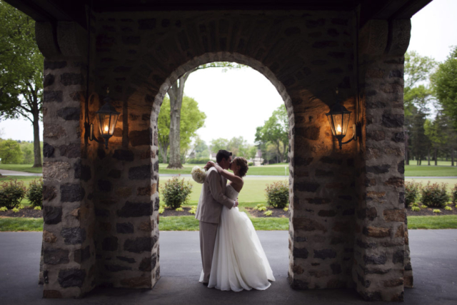 Chesapeake Shore Weddings and Events bride and groom weddings kiss